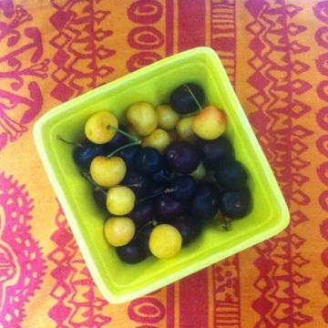 cherry lime peach butter (www.casitabythesea.com)