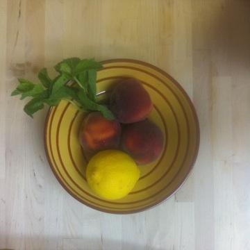 peach butter prep (www.casitabythesea.com)